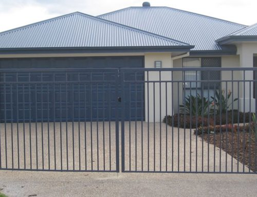 Gold Coast Aluminium Gates
