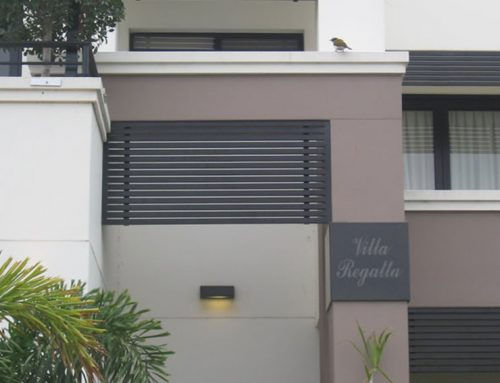 Gold Coast Aluminium Privacy and Feature Screen Installers