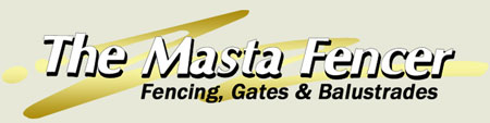 The Masta Fencer Logo